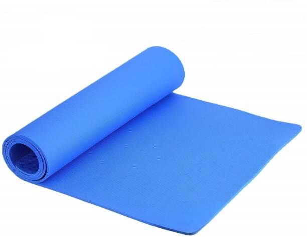 taraji OJS EcoFriendly Exercise Gym mats For Men & Women With Carrying Cover Yoga Mat 6 MM mm Yoga Mat