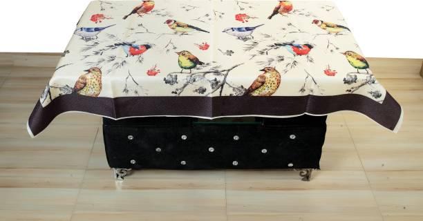 Flavio Interiors Printed 4 Seater Table Cover