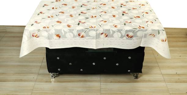 Flavio Interiors Embroidered 4 Seater Table Cover