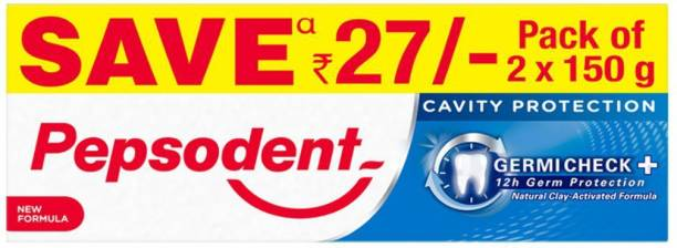 PEPSODENT Cavity Protection Toothpaste