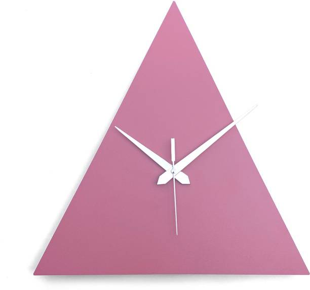 Flipkart Perfect Homes Analog 32 cm X 32 cm Wall Clock