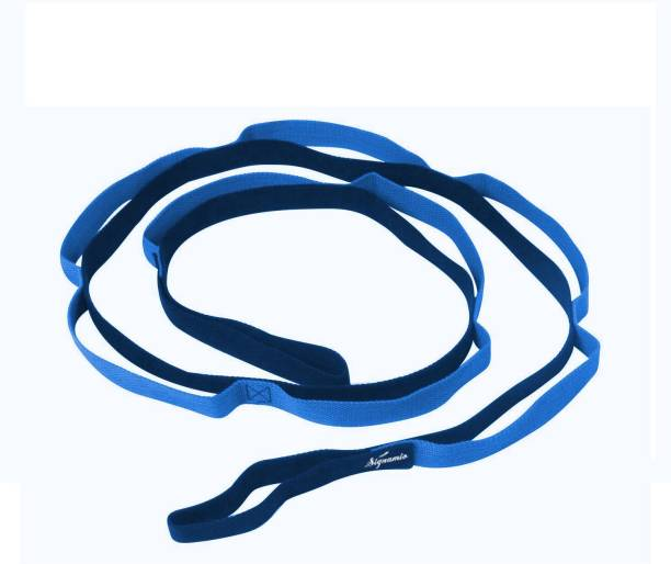Signamio SIG-8-LOOP-YOGA Nylon Yoga Strap