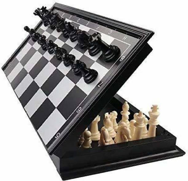 AN Enterprise Magnetic Chess Strategy & War Games Board Game