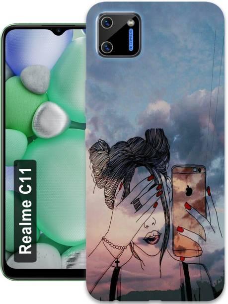 Dekhbuy Back Cover for Realme C11, Back Case for Realme C306