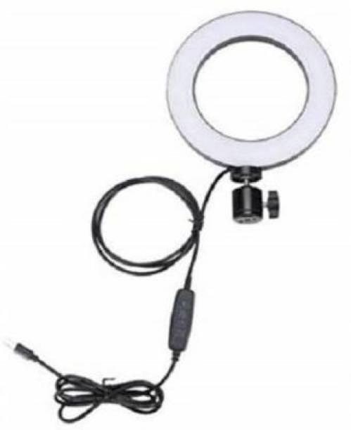 Style Tech 10 inch LED Selfie Ring Light Ring Flash