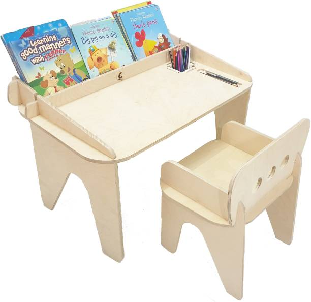 CuddlyCoo engineered wood Desk Chair