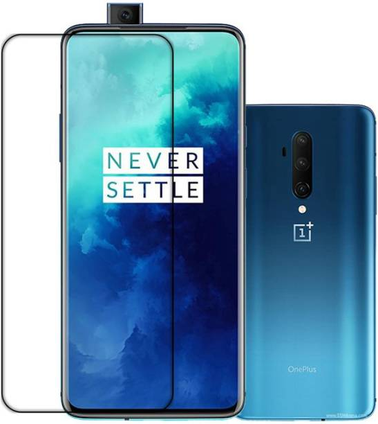 DVS MOBILE ACCESSORIES Front and Back Tempered Glass for ONEPLUS 7T PRO