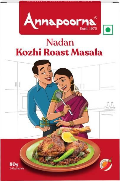 Annapoorna Nadan Kozhi Roast 80g Carton