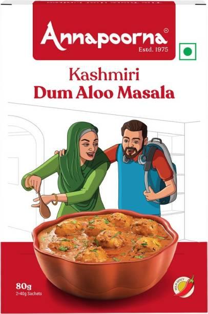 Annapoorna Kashmiri Dum Aloo Masala 80g Carton