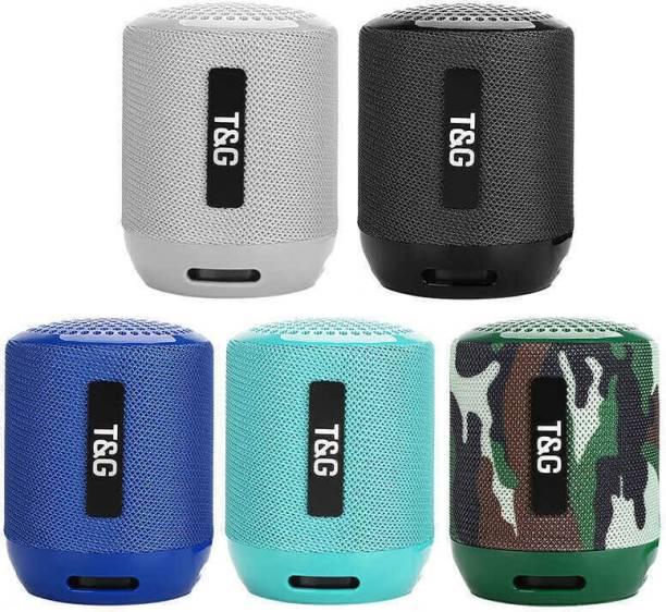 pasa services PASA TG -129 PORTABLE WIRELESS SPEAKER 1 W Bluetooth Speaker