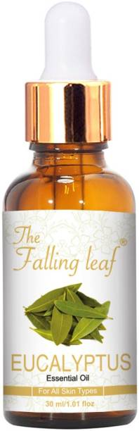 The Falling Leaf Eucalyptus Essential Oil For All Skin Types-30 ml