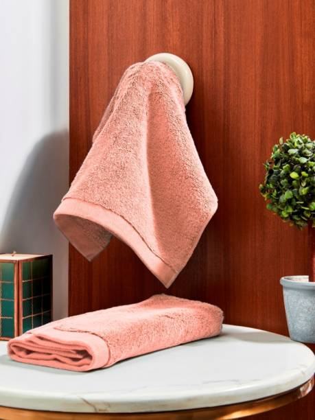 DDECOR Live beautiful Cotton 600 GSM Hand Towel
