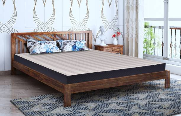 Springtek Amaze Pure Solid Wood Queen Bed