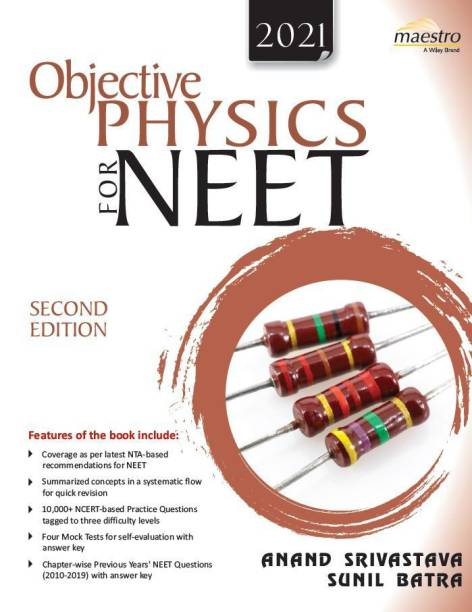 Objective Physics for NEET - 2021 Second Edition