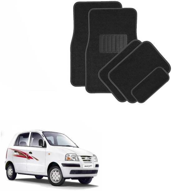 AutoKraftZ Fabric Standard Mat For  Hyundai Santro Xing