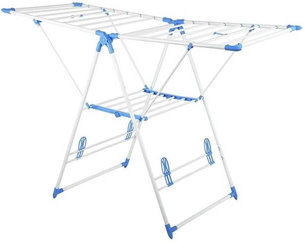 HOMACE Steel Floor Cloth Dryer Stand BRC-722