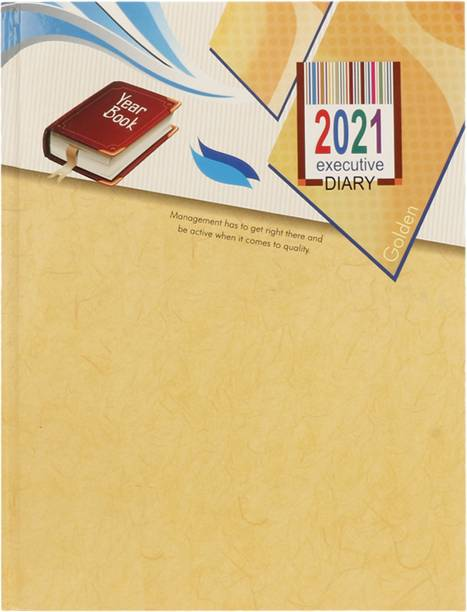 Toss J-123 2021 B5 Diary Ruled 330 Pages