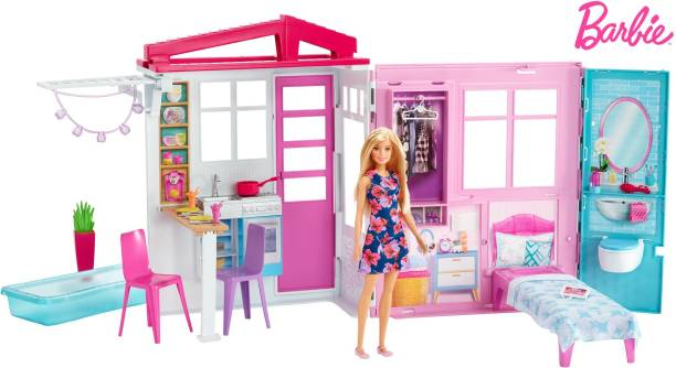 BARBIE Doll House Playset