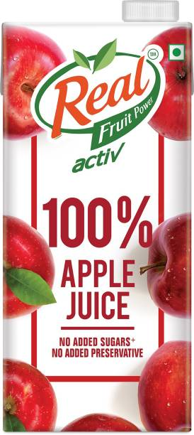 Real Activ 100% Apple Juice