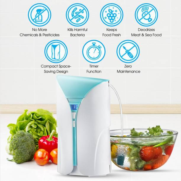 Prestige CleanHome Fruit and Vegetable Cleaner (P0Z 1.0 ) 230 Volts Food Processor