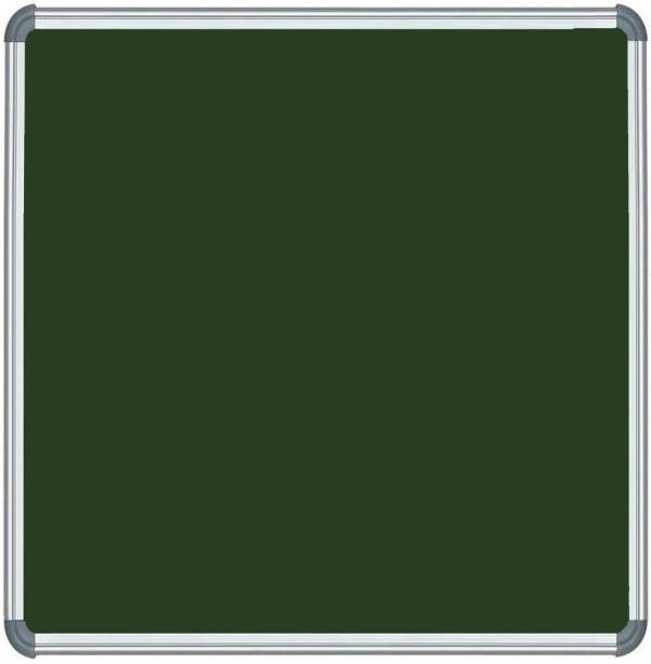 eduway 2X2 ft Green Color Notice Board