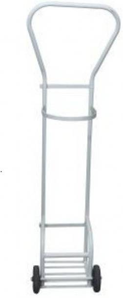 pmps large size Oxygen Trolley For Hospitals Wheelchair Mount Oxygen Cylinder Holder
