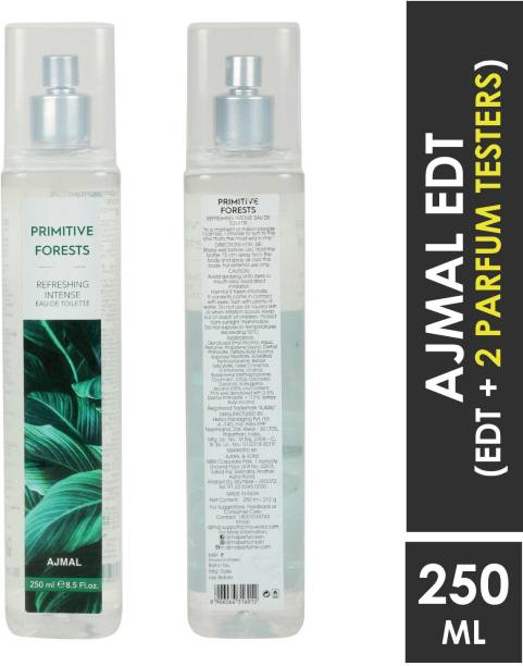Ajmal Primitive Forests - 2000 Sprays Eau de Toilette - 250 ml (For Men & Women) Eau de Toilette  -  250 ml