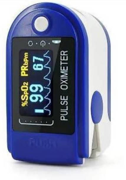 flip finz Oxiemeter BLue Pulse Oximeter