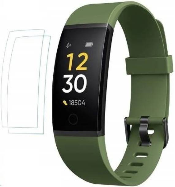 FINCH Tempered Glass Guard for REALME BAND