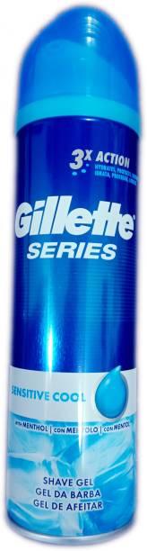 GILLETTE SENSITIVE COOL