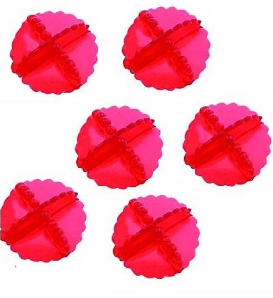 Nyrwana Washing Machine Ball Laundry Dryer Ball Durable Cloth Cleaning Washing bar Pack of 6 Balls Dishwash Bar