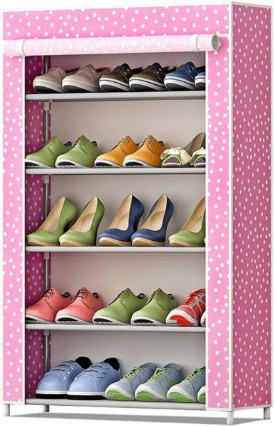 Flipkart Perfect Homes Studio Plastic Shoe Stand