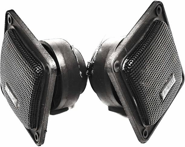 ERH India 200w Super CAR and Home Tweeter 200w Super CAR and Home Tweeter 3inch (Black) Tweeter Car Speaker