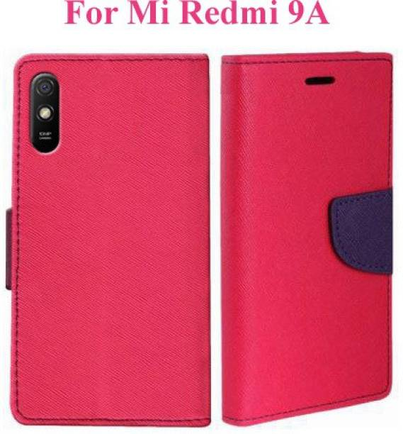 Krumholz Flip Cover for Mi Redmi 9A