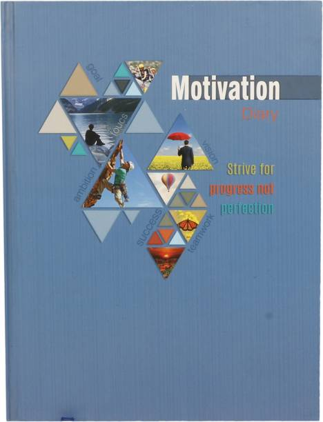Toss Motivation 2021 B5 Diary Ruled 165 Pages