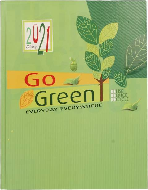 Toss J-126 2021 B5 Diary Ruled 330 Pages