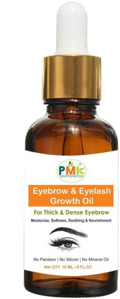 PMK Advance Eyebrow & Eyelash Growth Oil 15 ml
