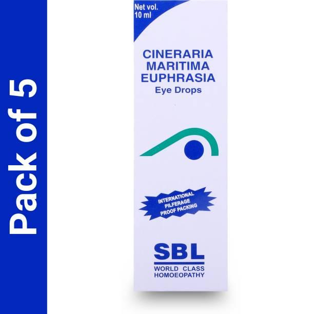 SBL Cineraria Maritima Euphrasia Liquid