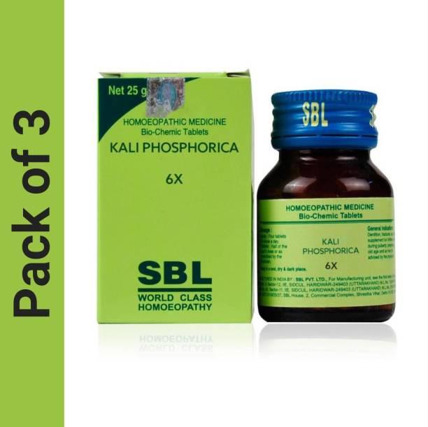 SBL Kali Phosphoricum 6X Tablets