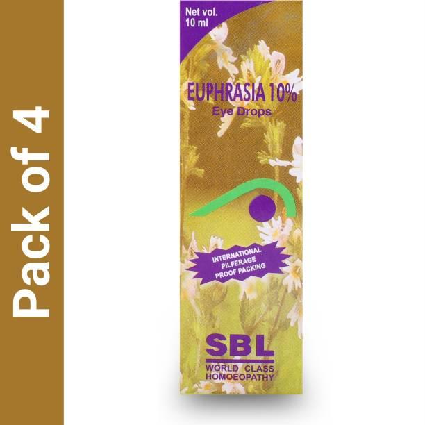SBL Euphrasia 10% Eye Drops Liquid