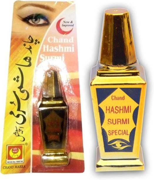 Riya Touch Hashmi Kajal Surma Surmi Special Kohl 100% Original Natural Quality Herbs 12gm