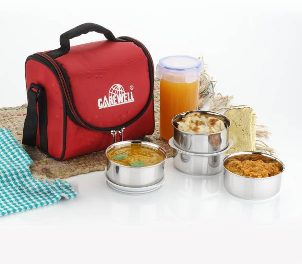 Carewell Champ 4 Containers Lunch Box