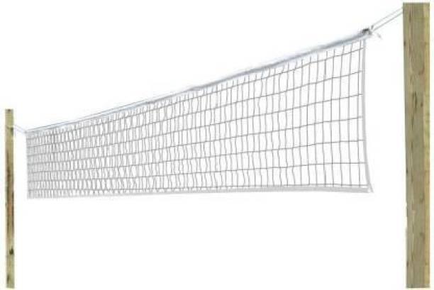 Bixxon HP-450 Cotton Volleyball Nets 10 Mesh Pack of 1 Nets Volleyball Net