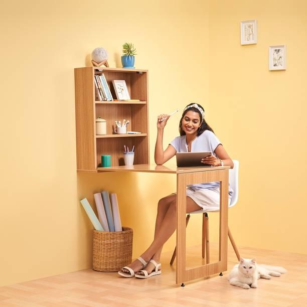 duroflex Shuffle Engineered Wood Study Table