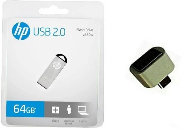 HP V2765 64 GB Pen Drive