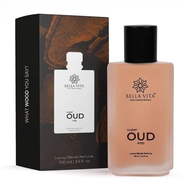 Bella vita organic Super Oud Eau de Cologne  -  100 ml