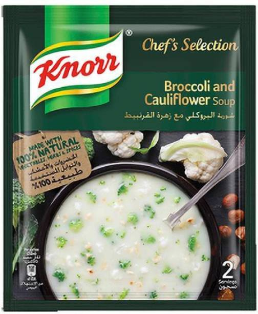 Knorr Chef's Selection Broccoli and Cauliflower Soup 44g
