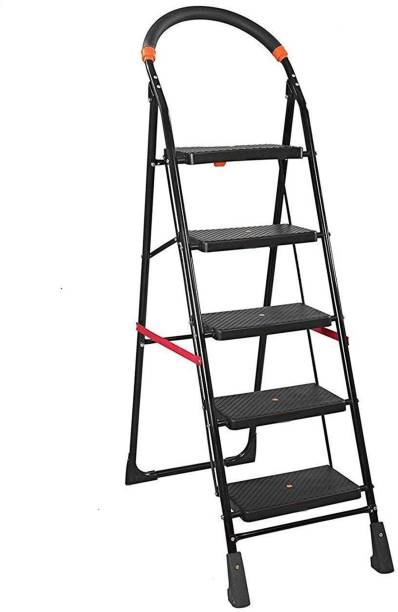 Flipkart SmartBuy 5 Step Ladder Steel Ladder