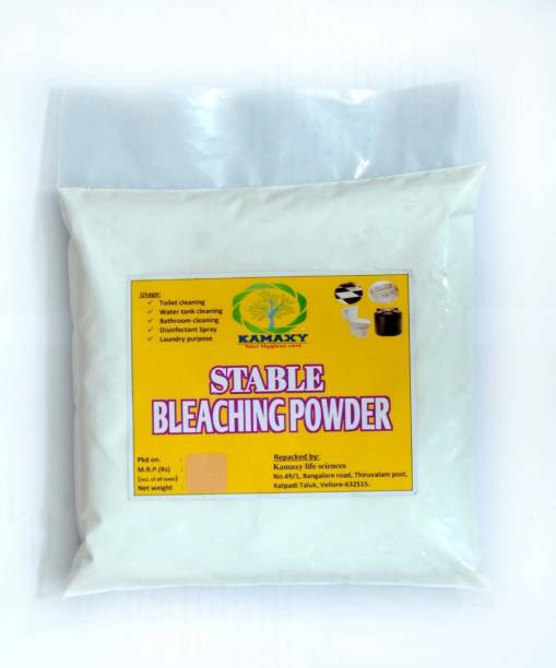 Kamaxy Stable bleaching powder 100 grams Original Powder Toilet Cleaner