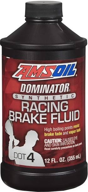 AMSOIL Dominator DOT 4 Synthetic Racing Brake Fluid DOMINATOR DOT 4 Synthetic Racing Brake Fluid Brake Oil